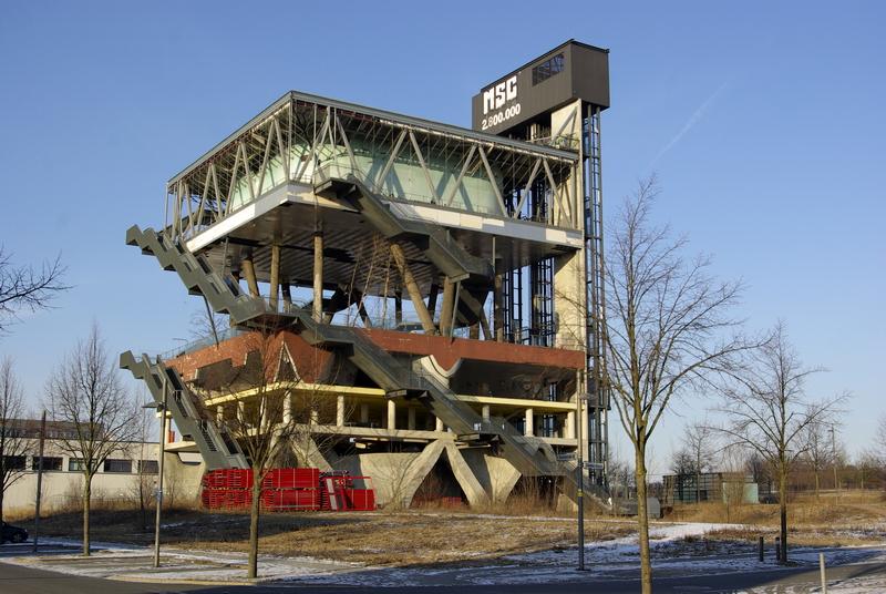 Niederländischer Pavillon EXPO2000