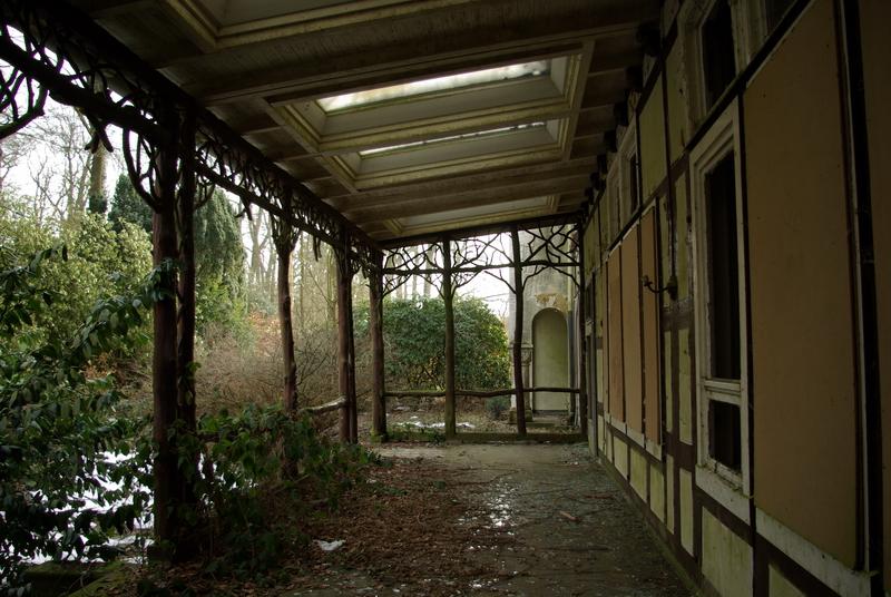 verlassene klinik bielefeld