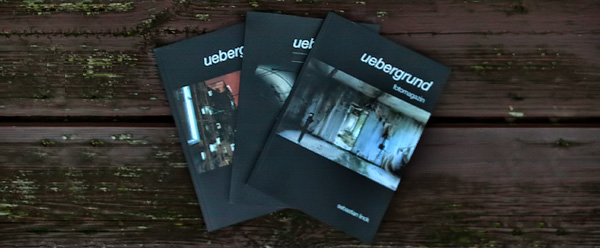 Uebergrund fotomagazin im eigenverlag - Wandfarbe rottone ...
