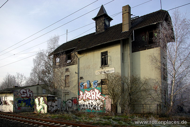 Bahnhof Löhne bahnbetriebswerk löhne westf rottenplaces de