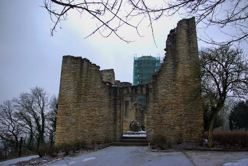 Burg Hohensyburg