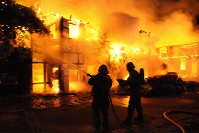 Foto: Feuerwehr Berlin