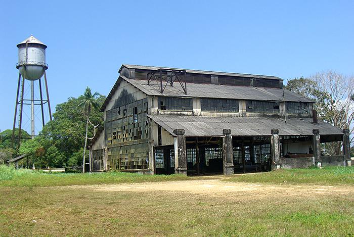 Geisterstadt südlich von Santarém in Amazonien. Foto: Wikimedia Commons/Amitevron/CC BY-SA 3.0