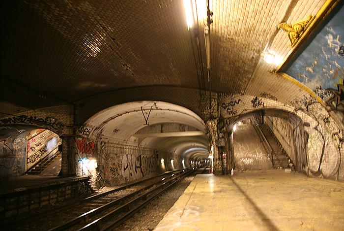 Croix-Rouge (Métro Paris). Foto: Wikimedia Commons/Vincent Desjardins/CC BY 2.0