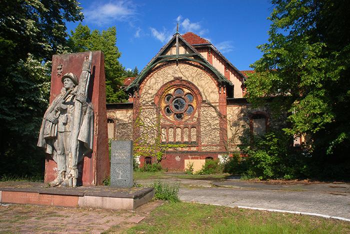 Beelitz Heilstätten. Foto: Wikimedia Commons/Ralf Roletschek/GFDL 1.2