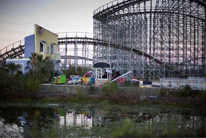 Six Flags New Orleans. Foto: Wikimedia Commons/Erik Jorgensen/CC BY 2.0