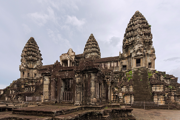 Angkor Wat in Kambodscha. Foto: Wikimedia Commons/Diego Delso/CC BY-SA 3.0