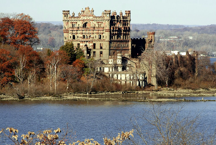 Bannerman Castle. Foto: Wikimedia Commons/Leonard G./CC BY-SA 3.0