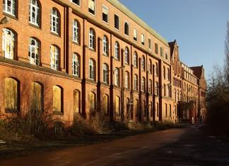 Conti-Gebäude unter Denkmalschutz. Foto: rottenplaces Archivfoto.