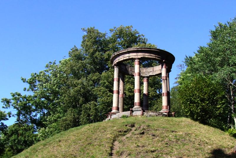 Tempelberg, Lettland