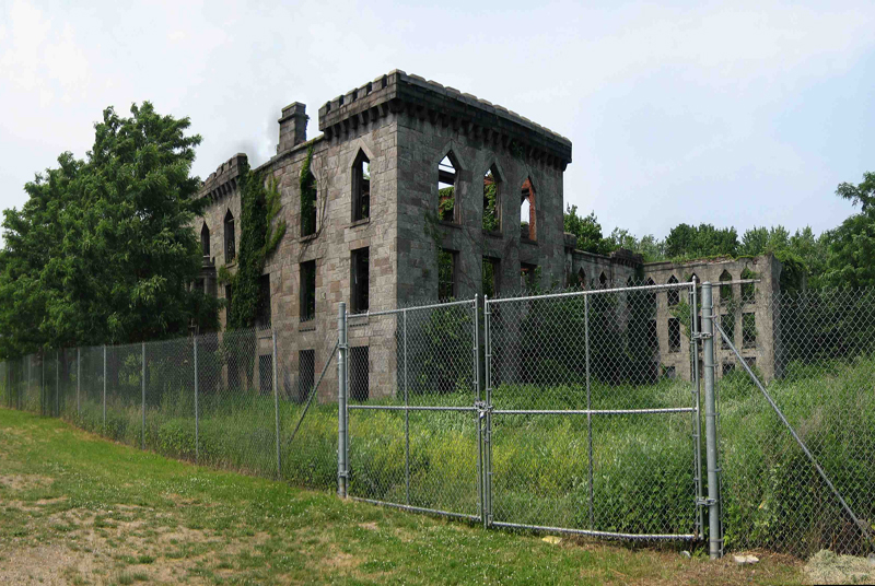 Renwick Smallpox Hospital, USA