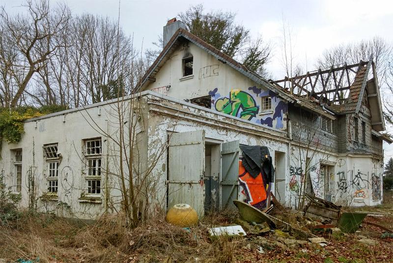 Haus Kurl wird abgerissen rottenplaces