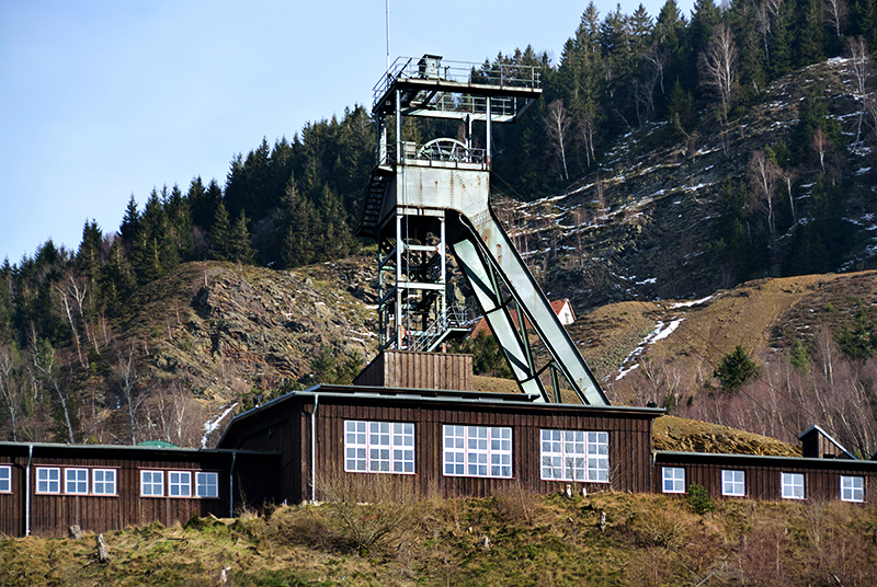 Weltkulturerbe Bergbaumuseum Goslar. Foto: HasBS/CC bY-SA 4.0