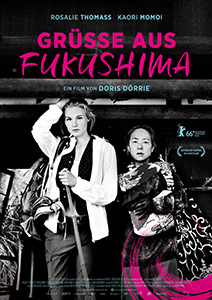 Grüße aus Fukushima Filmplakat. Foto: Majestic