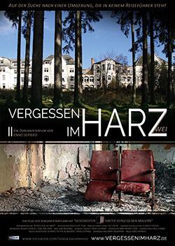 """Filmplakat """"Vergessen im Harz II"""""""