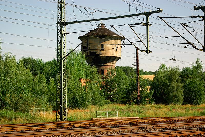 Wasserturm Bw Gerstungen 2