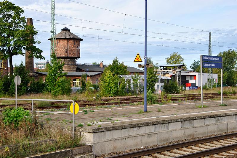 Wasserturm Bw Luebbenau-Spreewald 2