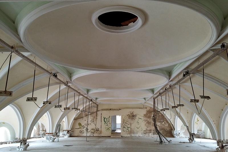 Wunderschöner Dachboden in der ehemaligen Trommelfabrik