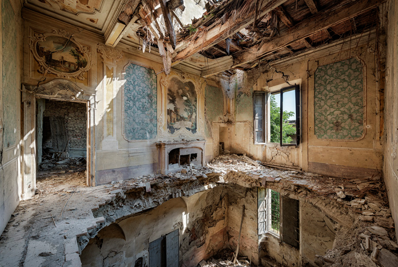 lost places verlorene orte ii von peter untermaierhofer. Black Bedroom Furniture Sets. Home Design Ideas