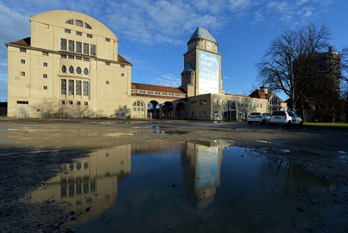 Künstler Augsburg ehemaliges gaswerk augsburg wird zum zentrum für künstler