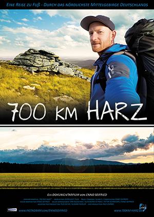 700 Km HARZ Filmplakat DVD