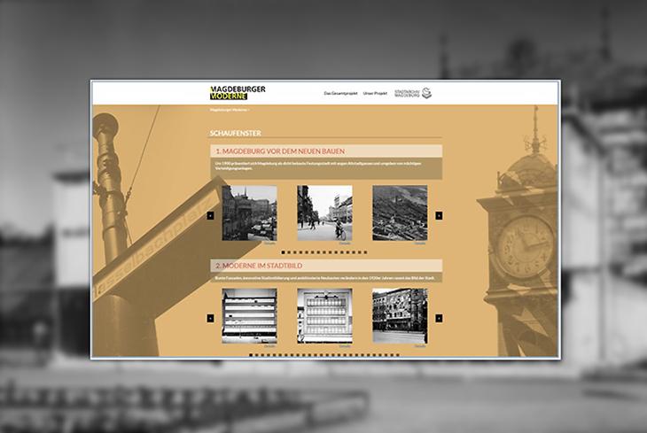 Bauhaus Stadtarchiv Magdeburg öffnet Online Fotoalben Rottenplacesde