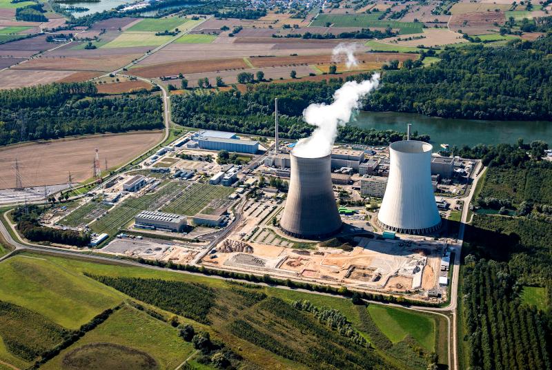 Philippsburg Kernkraftwerk