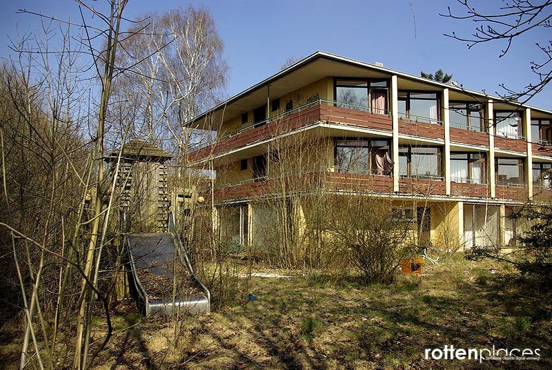 Verlassene Kurklinik Baden Württemberg