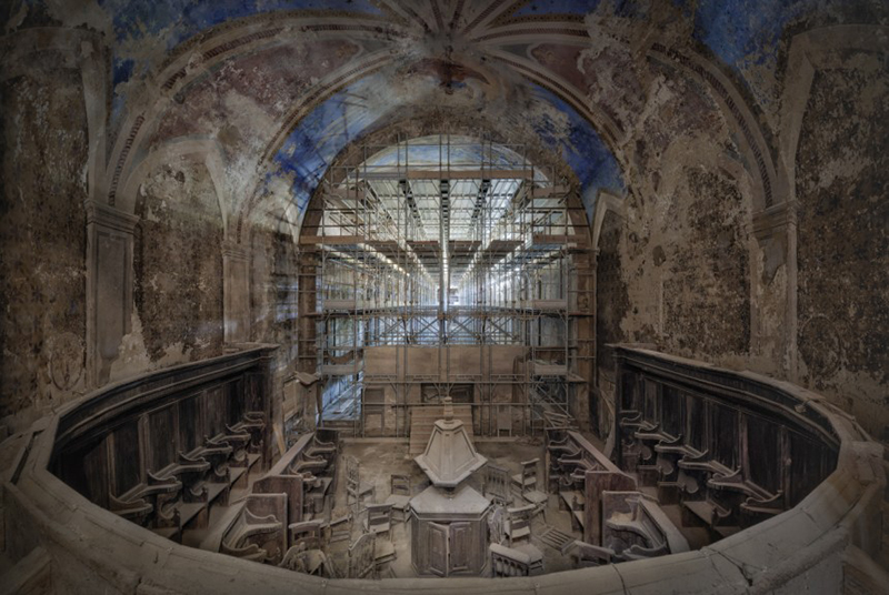 Ausstellung Lost Places - Verlassene Orte in Taufkirchen