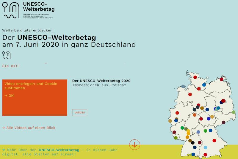Www.Unesco-Welterbetag.De